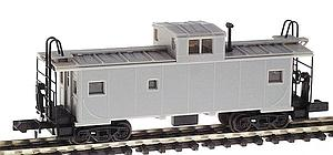 Standard Cupola Caboose with Extended Visor - Undecorated (43000)