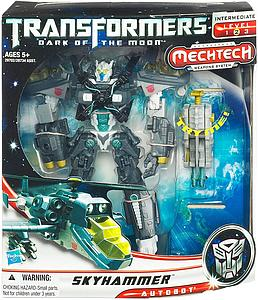 Transformers Dark of the Moon Series Voyager Class Skyhammer