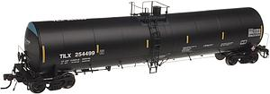 25000 Gallon Tank Car - TILX Crude Oil (20002794)