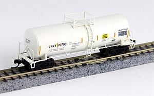 17,600 Gallon Tank Car - Univar Canada Ltd. (50002180)
