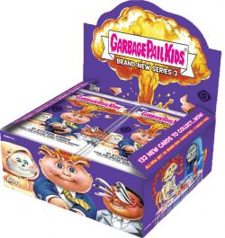 Garbage Pail Kids Brand-New Series 3 Trading Cards: Booster Box (24 Packs)
