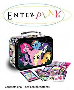 My Little Pony Friendship is Magic Trading Cards: Canterlot Collector Tins