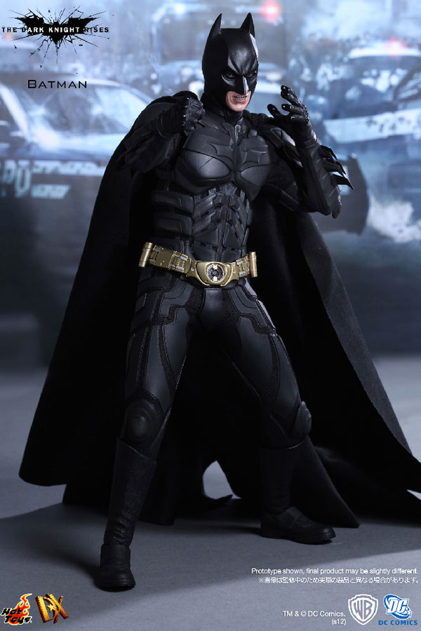 DC The Dark Knight Rises (2012) 1/6 Scale Figure Batman