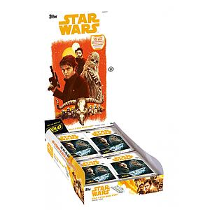 Star Wars Card Trader Trading Cards Booster Pack