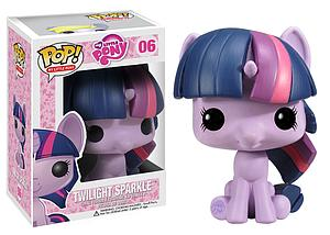 Pop! My Little Pony Vinyl Figure Twilight Sparkle #06 (Retired) (Retired)