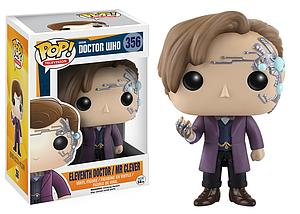 Pop! Television Doctor Who Vinyl Figure Eleventh Doctor / Mr Clever #356