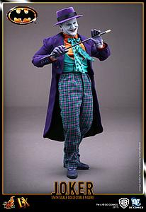 DC Batman (1989) 1/6 Scale Figure The Joker