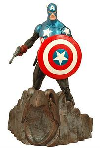 Marvel Select: Captain America