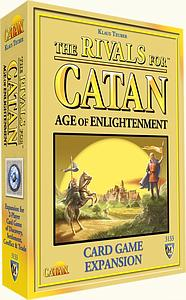 Catan: The Rivals for Catan - Age of Enlightenment