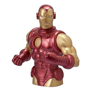 Marvel Iron Man (Classic) Bust Bank