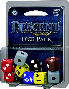 Descent: Dice Pack