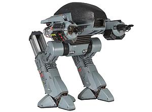 Robocop ED-209 with Sound