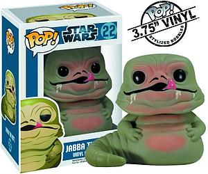 Pop! Star Wars Vinyl Figure Jabba the Hutt #22