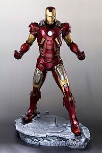 Kotobukiya ArtFX Statue 1/6 The Avengers Movie: Iron Man Mark VII