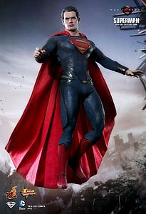 DC Man of Steel (2013) 1/6 Scale Movie Masterpiece Figure Superman (Henry Cavill) MMS 200
