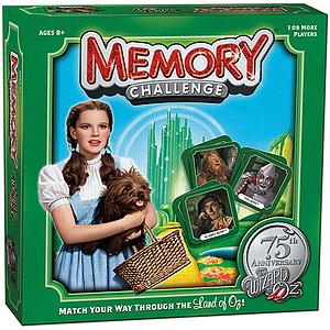 Memory Challenge: Wizard of Oz