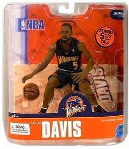 NBA Sportspicks Series 13 Baron Davis (Golden State Warriors) [Variant]