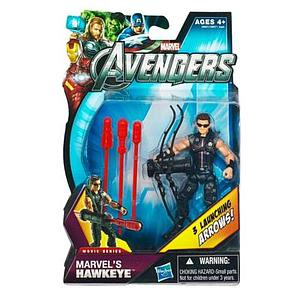 "Marvel Universe Avengers Movie 4"": Hawkeye (With Glasses) [US Packaging]"