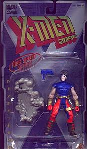Toybiz X-Men 2099 (1995): Meanstreak