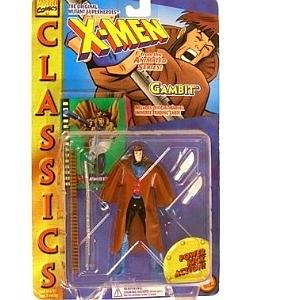 Toybiz X-Men The Animated Series Classics: Gambit