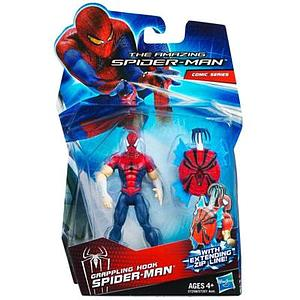 "The Amazing Spider-Man 3 3/4"" Action FIgure: Grappling Hook Spider-Man"