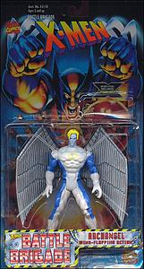 Toybiz X-Men Battle Brigade: Archangel