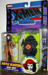Toybiz X-Men Classics: Battle Blasters Jean Grey