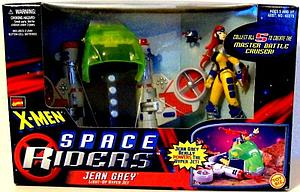 Toybiz X-Men Space Riderss: Jean Grey Hyperjet