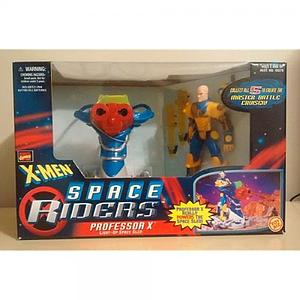 Toybiz X-Men Space Riders: Professor X Sled