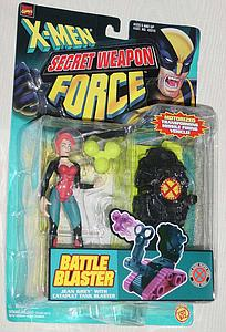 Toybiz X-Men Secret Weapon Force: Jean Grey (Battle Blasters)