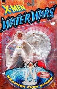 Toybiz x-Men Water Wars: Weather Fury Storm