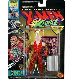 Toybiz The Uncanny X-Men X-Force: Gideon
