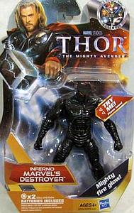 Marvel Thor Movie: Inferno Marvel's Destroyer