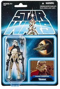 Star Wars The Clone Wars: Sandtrooper (Canadian)