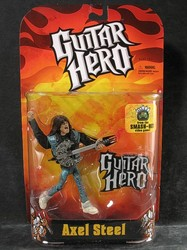 Guitar Hero: Axel Steel (Silver Guitar)