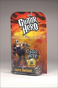 Guitar Hero: Lars Umlaut (Blonde Hair)