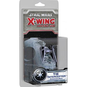 Star Wars: X-Wing Miniatures Game - TIE Interceptor Expansion Pack