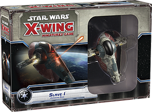 Star Wars: X-Wing Miniatures Game - Slave I Expansion Pack