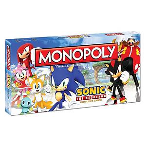 Monopoly: Sonic the Hedgehog Collector's Edition