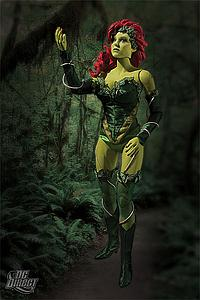 "DC Direct 13"" Deluxe Collector Figure Batman 13"" Series Poison Ivy"
