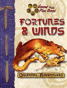 Legend of the Five Rings: Fortunes & Winds
