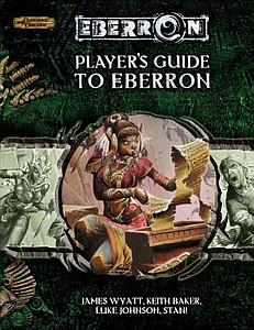 Dungeons & Dragons: Player's Guide to Eberron