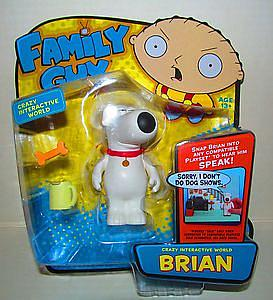 Family Guy Series 1: Brian