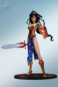 "DC Direct Ame-Comi Heroine-Series Ame-Comi 9"" Series Wonder Woman"