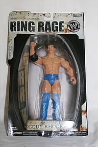 WWE Ring Rage Ruthless Aggression: Cody Rhodes