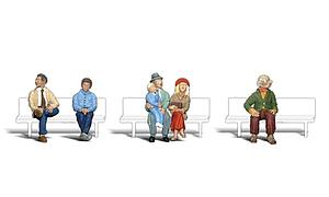 Seated People (2043)