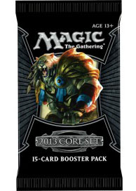 Magic the Gathering: Magic 2013 Core Set - Booster Pack