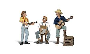 Pickin' and Grinnin' (2546)