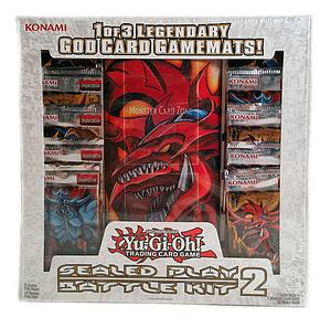 Yugioh Trading Card Game War of the Giants: Sealed Play Battle Kit 2