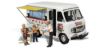 Ike's Ice Cream Truck (5541)